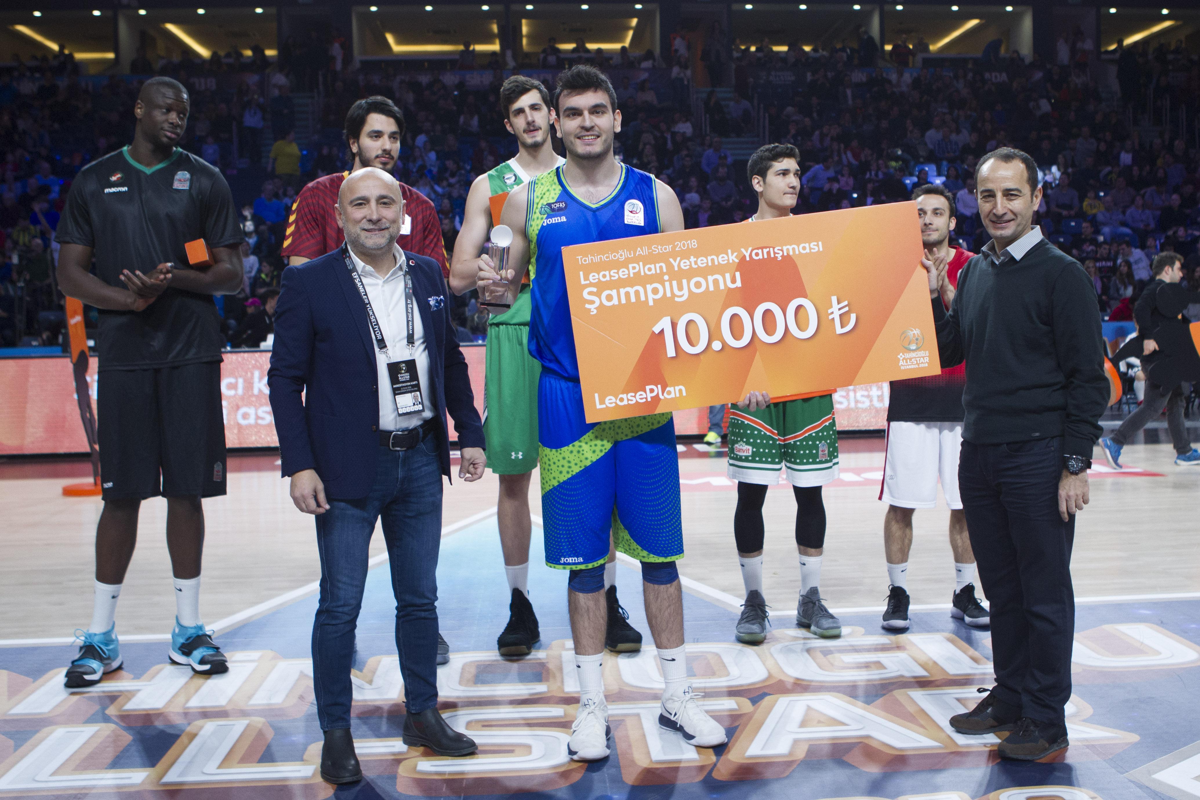 LeasePlan Yetenek Yarışması'nın Galibi Tofaş'tan Yiğit Arslan Oldu!