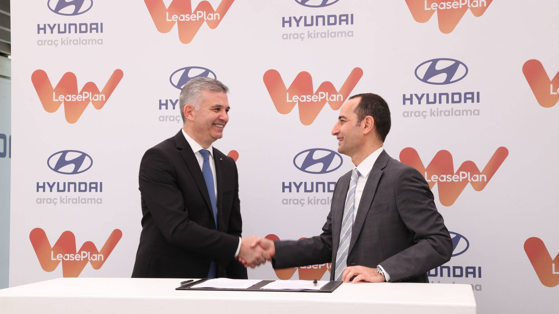 LeasePlan ve Hyundai'den Güçlü İşbirliği